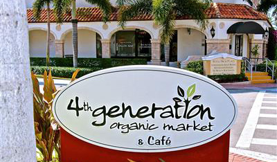 4th Generation Organic Market - East